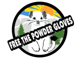 Free The Powder Gloves