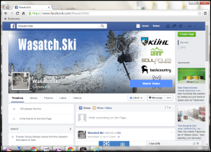 Wasatch.Ski Facebook Screengrab