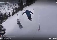 Follow The Ski Leader